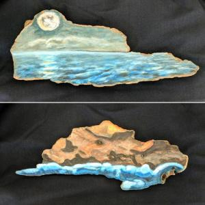 Driftwood Seascapes