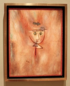 Paul Klee Painting Nearly Hit at the sfmoma