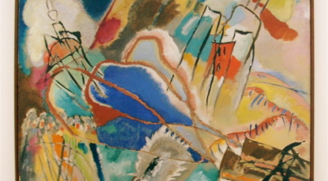 Happy Birthday Wassily Kandinsky!!