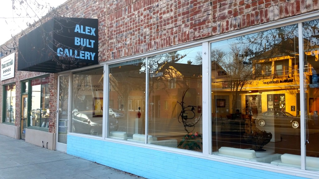 Alex Bult Art Gallery Sacramento