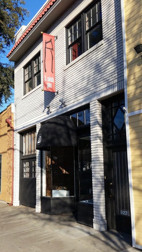 B Sakato Garo Art Gallery Sacramento