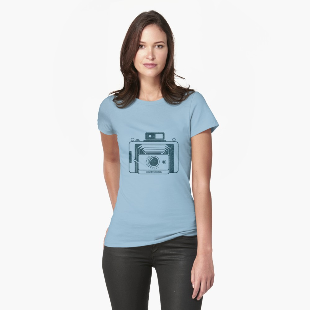Photography Camera Shirt